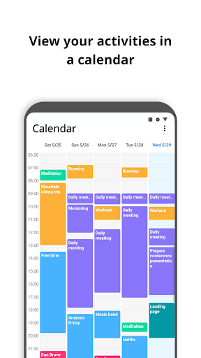 Boosted - Productivity & Time Tracker screenshot 8