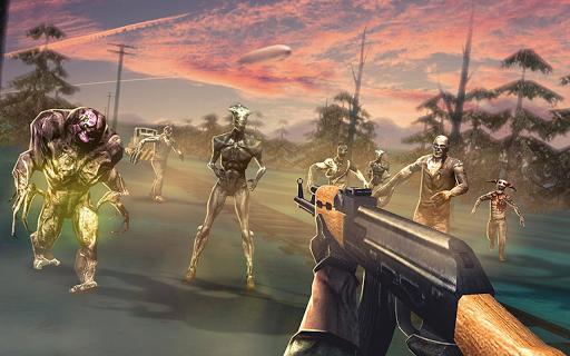 ZOMBIE Beyond Terror: FPS Survival Shooting Games screenshot 6