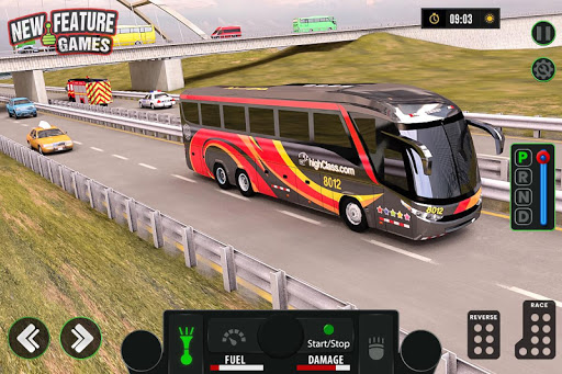 Super Bus Arena: Modern Bus Coach Simulator 2020 screenshot 1