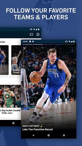 NBA: Live Games & Scores screenshot 4