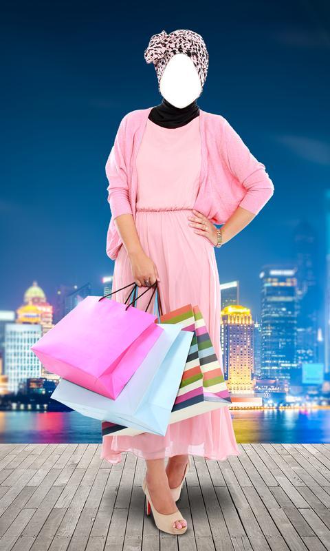 Hijab Fashion Photo Maker - Photo Editor 5 تصوير الشاشة