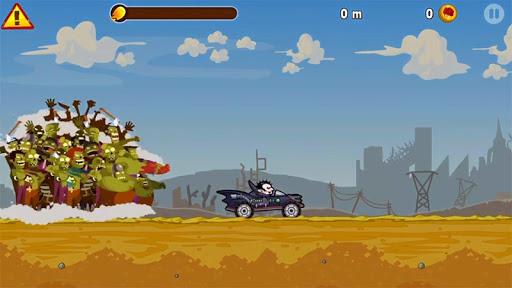 Zombie Road Trip 2 تصوير الشاشة