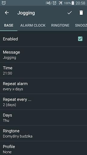 Alarms, tasks, reminder, calendar - all in one screenshot 2