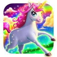 Unicorn Adventures World   Miraculous Unicorn Game on 9Apps