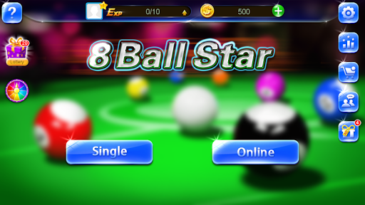 8 Ball Star - Ball Pool Billiards 4 تصوير الشاشة