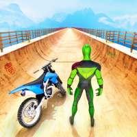 ألعاب تعلية ميجا - بطل الدراجة حيلة GT سباق on 9Apps