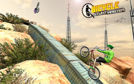 Bicycle Freestyle Stunt Master screenshot 10
