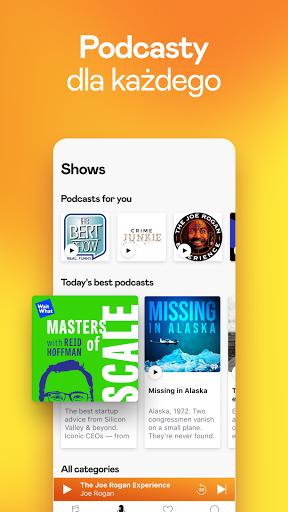 Deezer: muzyka, playlisty i podcasty screenshot 6