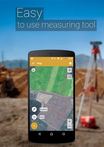 قياس منطقه الحقول 2 تصوير الشاشة