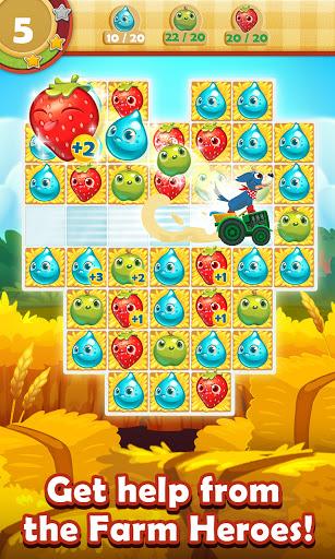 Farm Heroes Saga screenshot 2