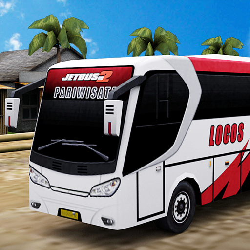 Telolet Bus Driving 3D icon
