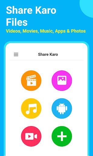 SHARE Go : File Transfer & Share App screenshot 2