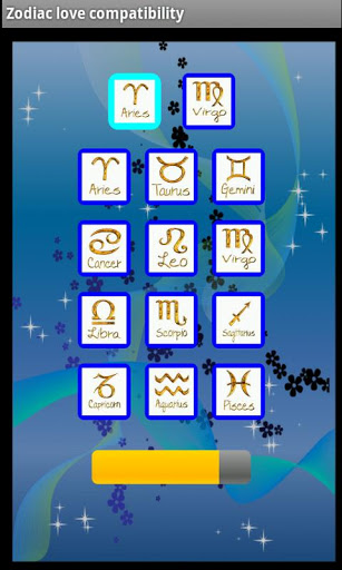 Zodiac love compatibility screenshot 1