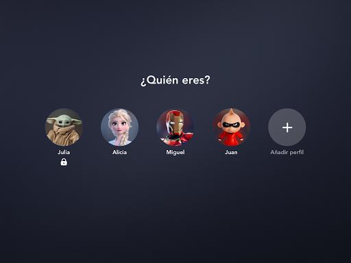 Disney  screenshot 14
