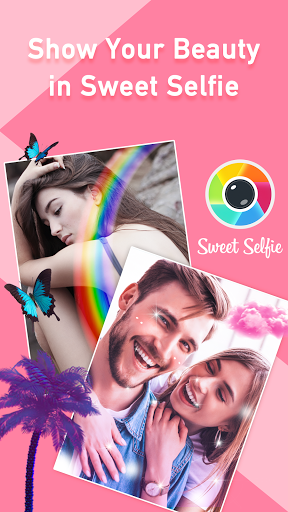 Sweet Selfie - Beauty Camera & Best Pics Editor 2 تصوير الشاشة