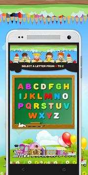 Alphabets For Kids screenshot 2