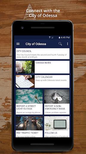 Our Odessa Texas 6 تصوير الشاشة