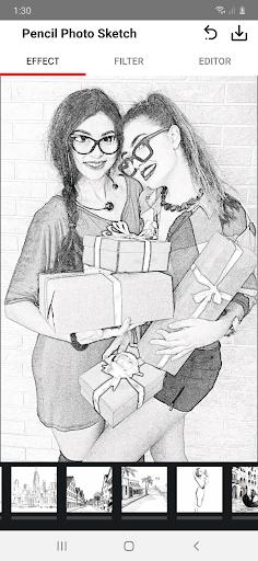 Sketch Drawing Photo Editor screenshot 1