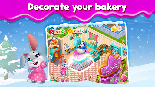 Sweet Escapes: Design a Bakery with Puzzle Games screenshot 8