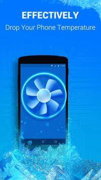 Cooling Master - Phone Cooler Free, CPU better screenshot 4