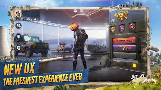 PUBG MOBILE - NEW ERA screenshot 4