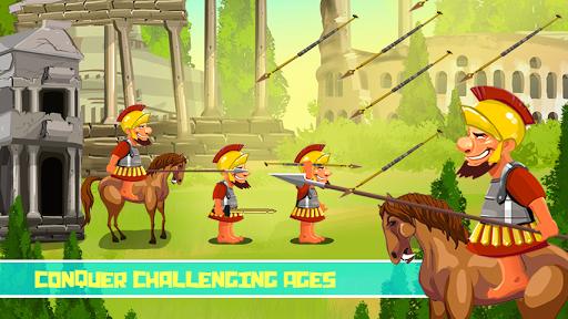 Age Of Fight : Empire Defense screenshot 3