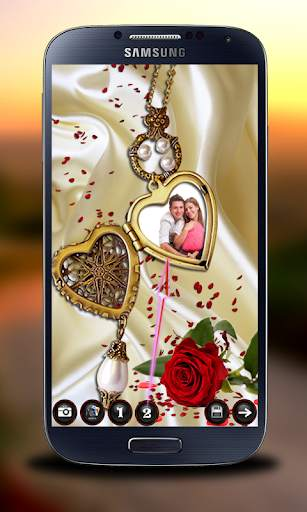 الإطار الحب المنجد صور screenshot 3
