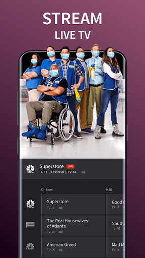 The NBC App - Stream Live TV and Episodes for Free screenshot 4