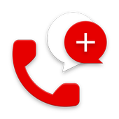 Vodafone Call  & Message  أيقونة