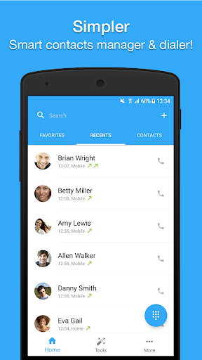 Simpler Caller ID - Contacts and Dialer screenshot 3