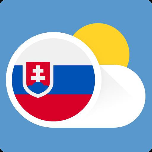 Počasie Slovensko أيقونة