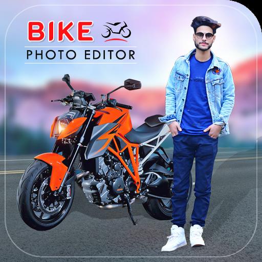 Bike Photo Editor : Bike Photo Frames icon