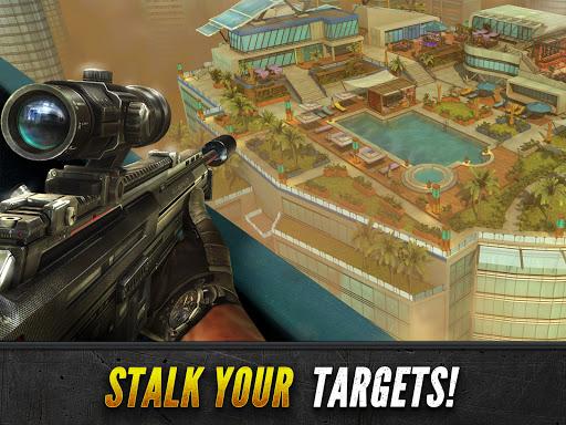 Sniper Fury: Online 3D FPS & Sniper Shooter Game 2 تصوير الشاشة