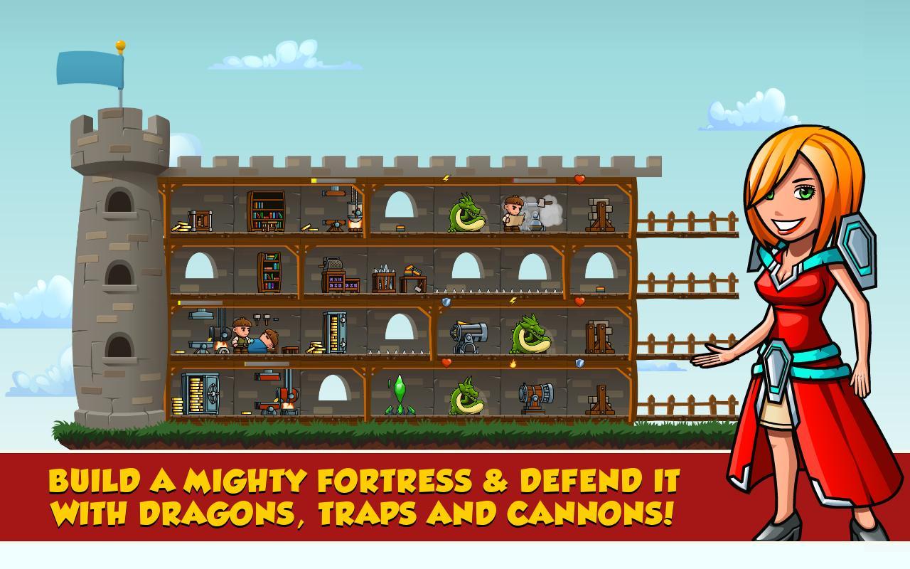 Arcanox: Cards vs. Castles screenshot 4