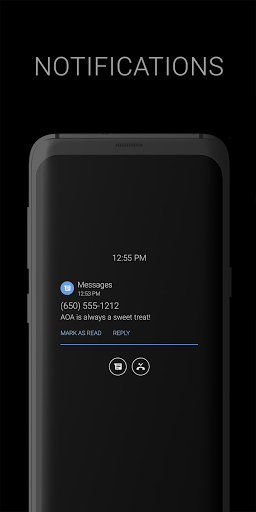 Always on AMOLED | Edge Lighting 🌟 screenshot 3