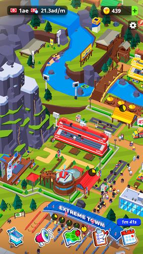 Sports City Tycoon - Idle Sports Games Simulator screenshot 8
