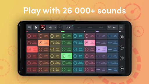 Remixlive - Make Music & Beats screenshot 1