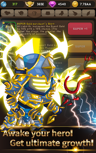 [VIP]  9 God Blessing Knight - Cash Knight screenshot 9