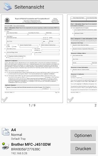 PrinterShare Mobiles Drucken screenshot 3