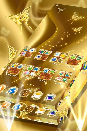 قاذفة ذهبية 1 تصوير الشاشة