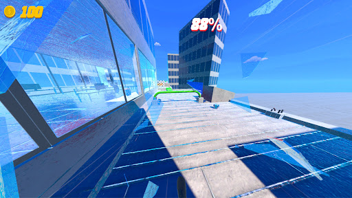 Rooftop Run screenshot 7