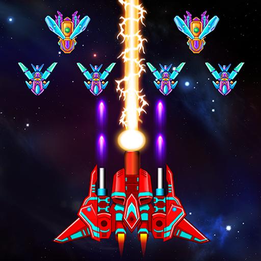 ikon Galaxy Attack: Alien Shooter