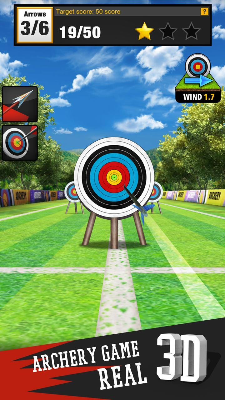 Archery 1 تصوير الشاشة