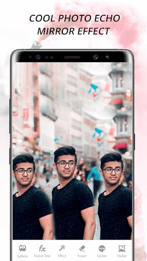 Echo Mirror Magic : Echo Effect Photo Editor screenshot 2