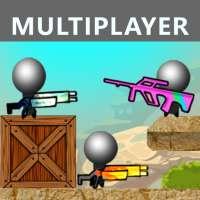 Stickman Penembak multi-pemain on 9Apps