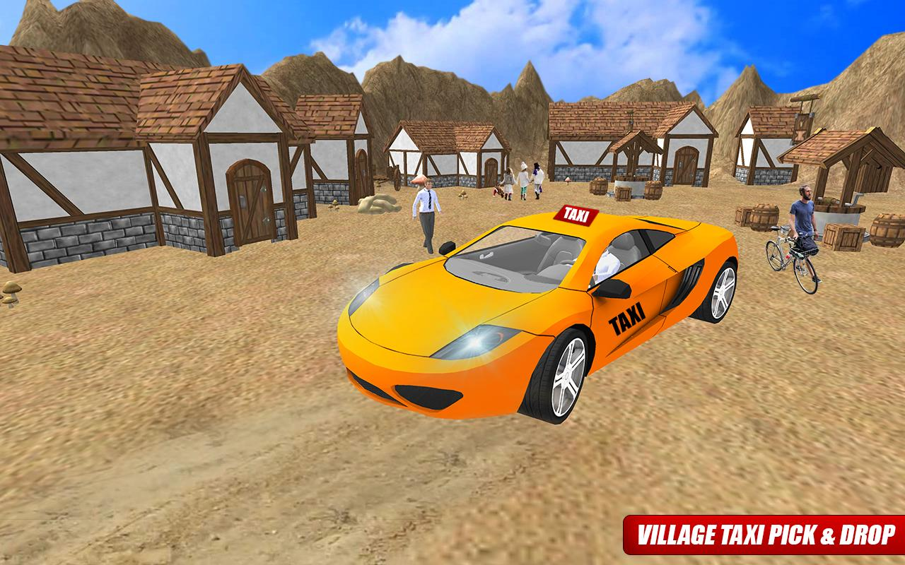 Taxi Mania: Road Runners 3D 2 تصوير الشاشة