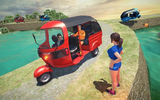 Tuk Tuk Rickshaw screenshot 8