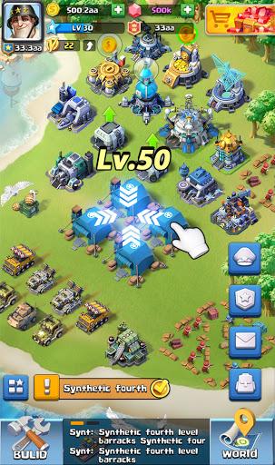Top War: Battle Game 7 تصوير الشاشة
