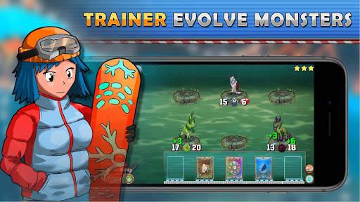 Monster Battles: TCG - Card Duel Game screenshot 2