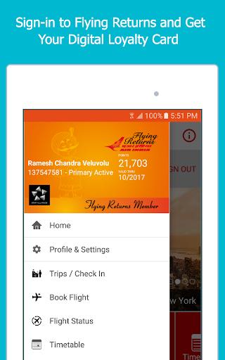 Air India screenshot 10